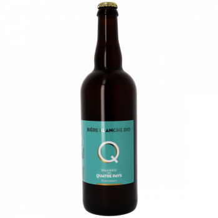 Bière Blanche - Brasserie des Quatre Pays